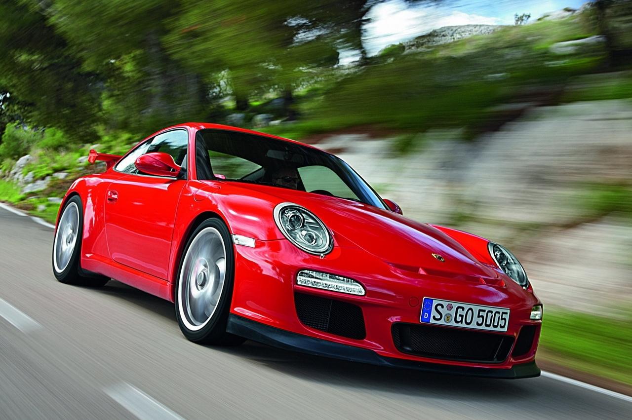 Une boîte automatique pour la future Porsche 911 GT3 ?