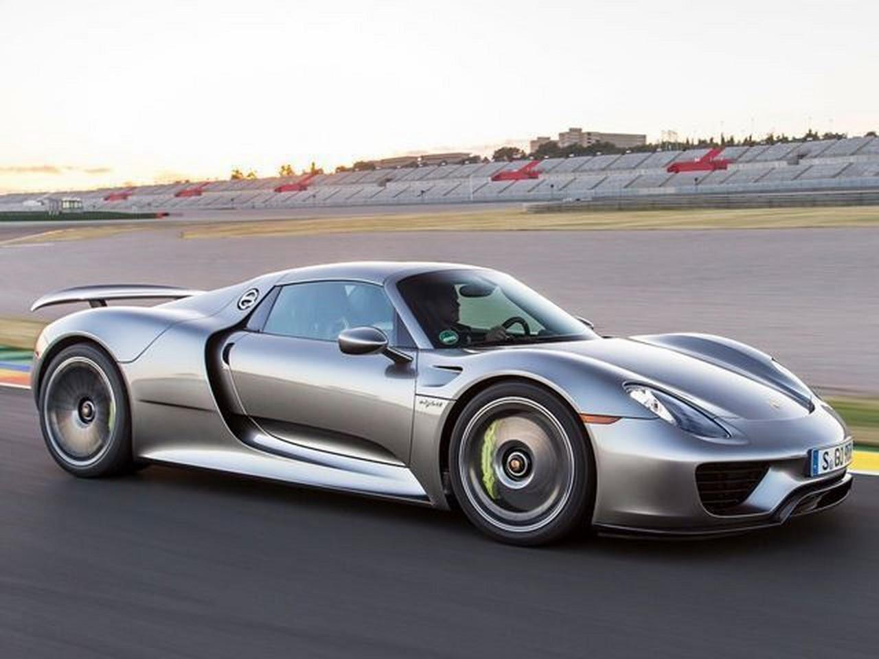 Porsche 918 Spyder : d'où viennent les acheteurs ?