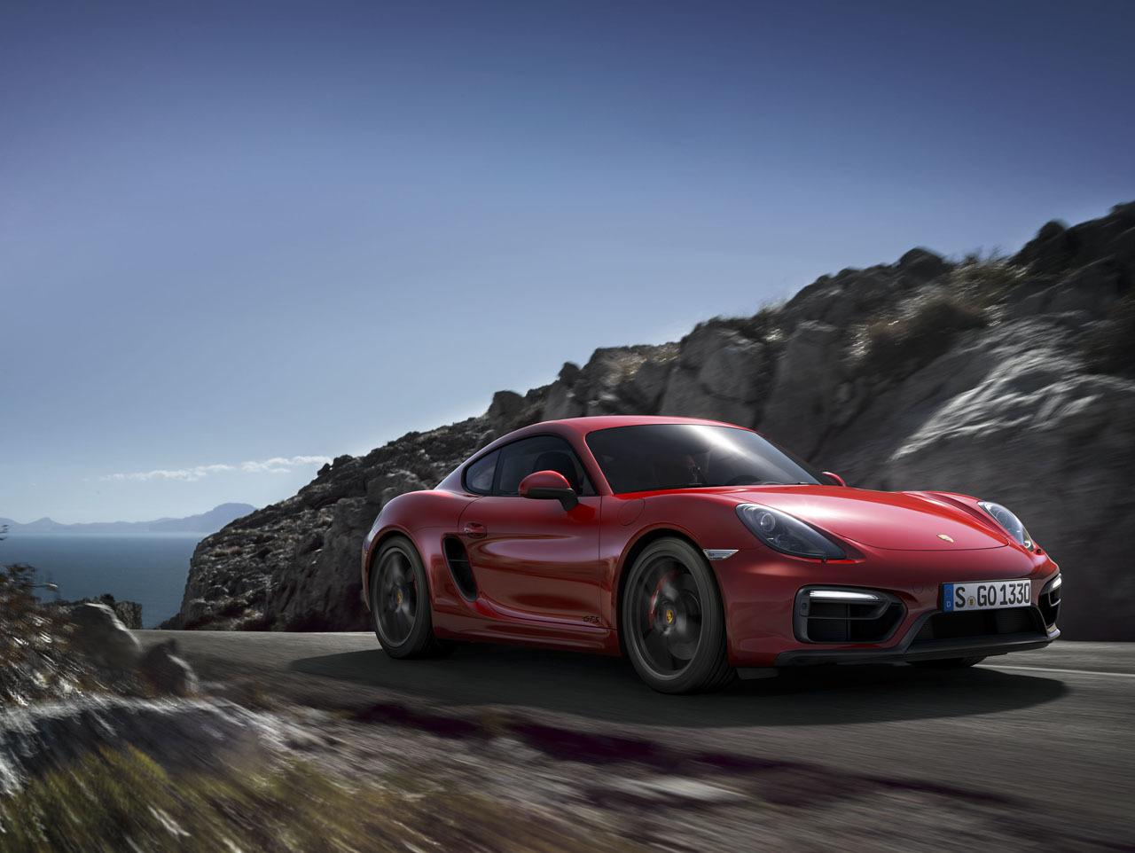 Porsche Boxster et Cayman GTS : le chaînon manquant