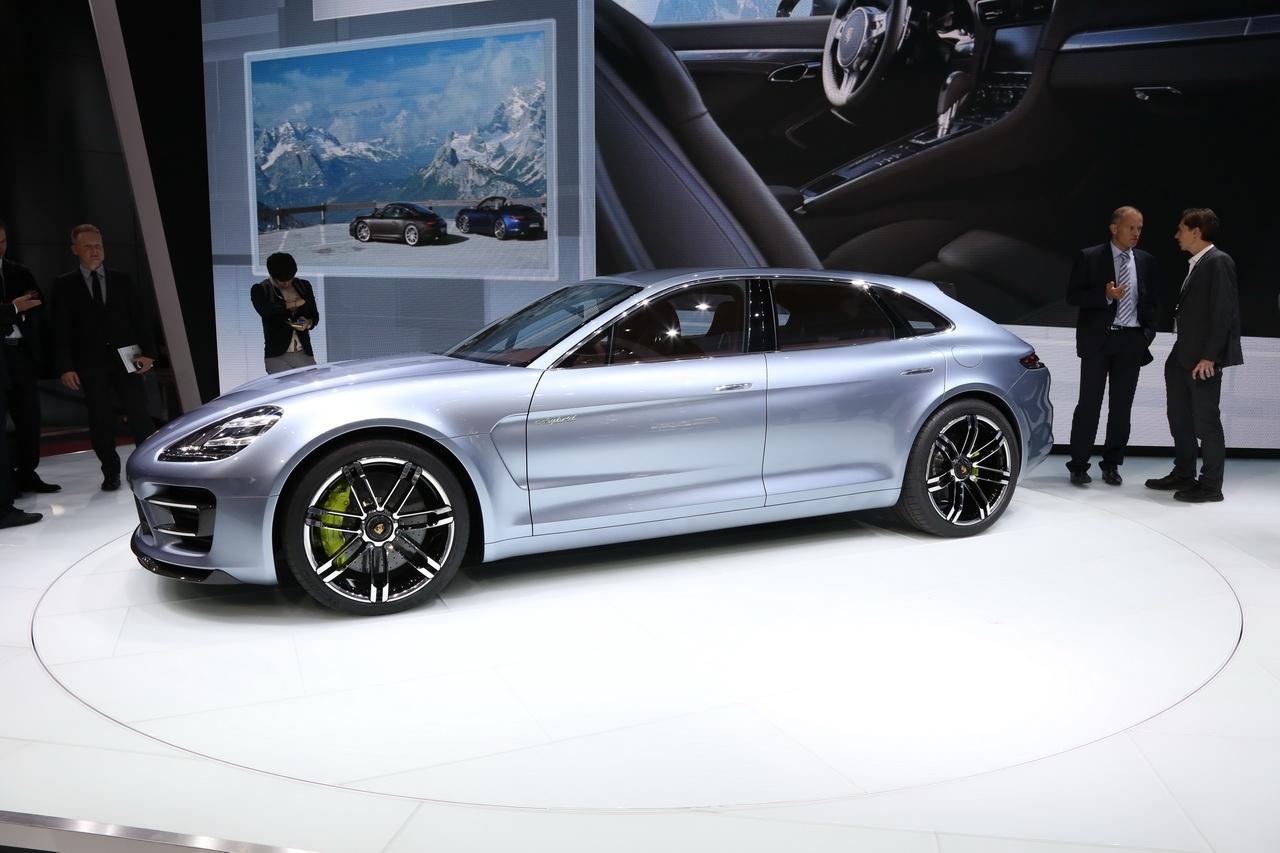Un break de luxe hybride