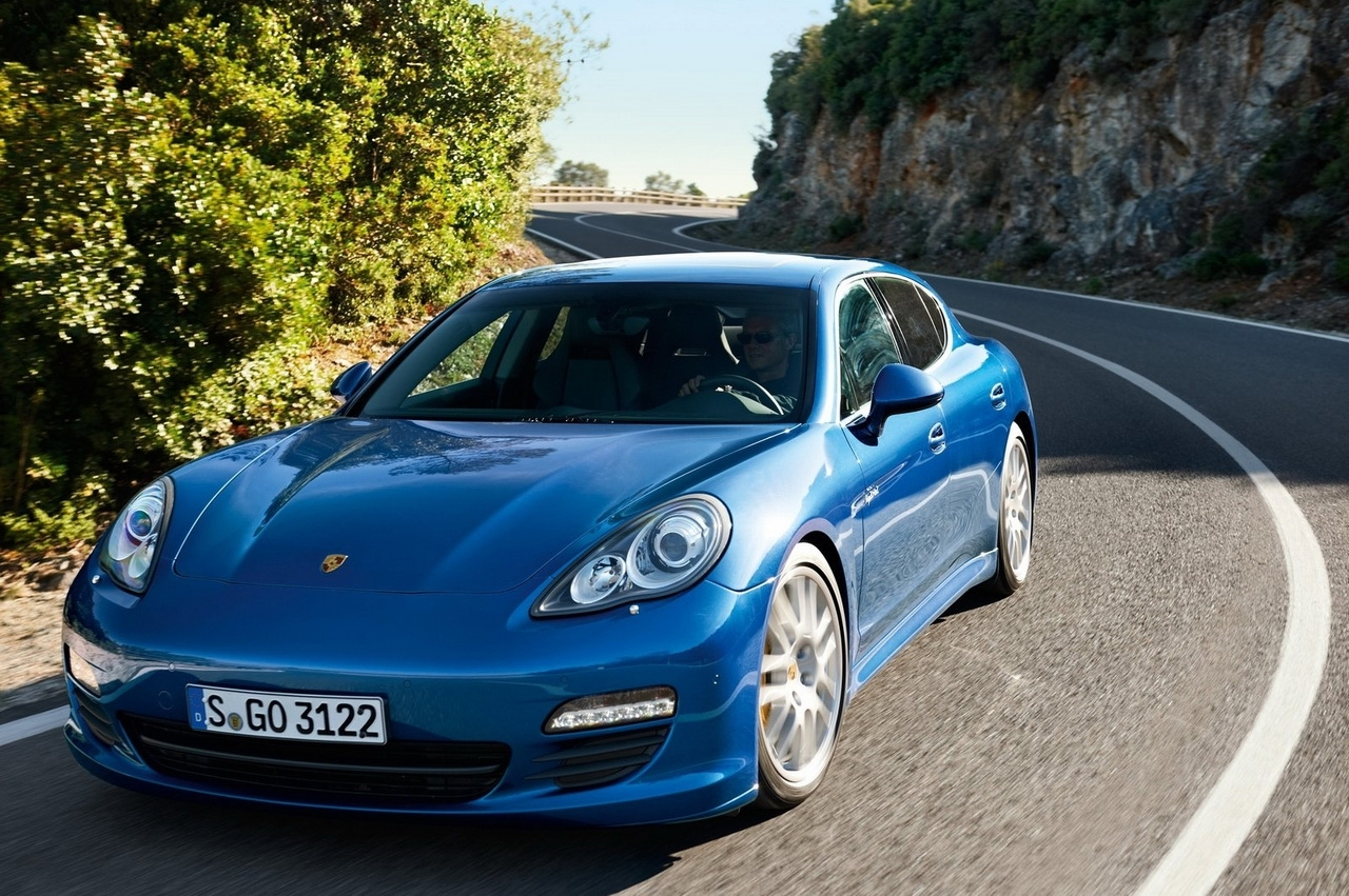 La plus sobre de toutes les Porsche