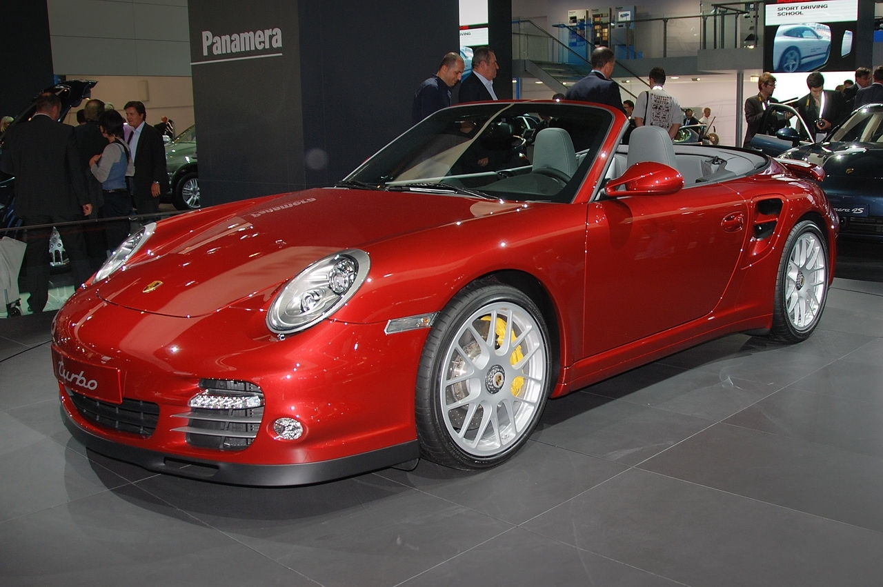 La 911 met le turbo