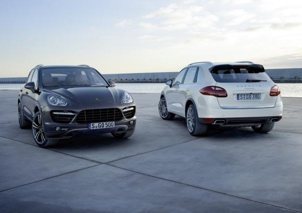 Porsche dévoile son nouveau Cayenne