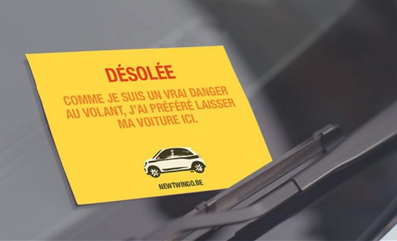 Publicité sexiste : Renault cumule les clichés pour la nouvelle Twingo