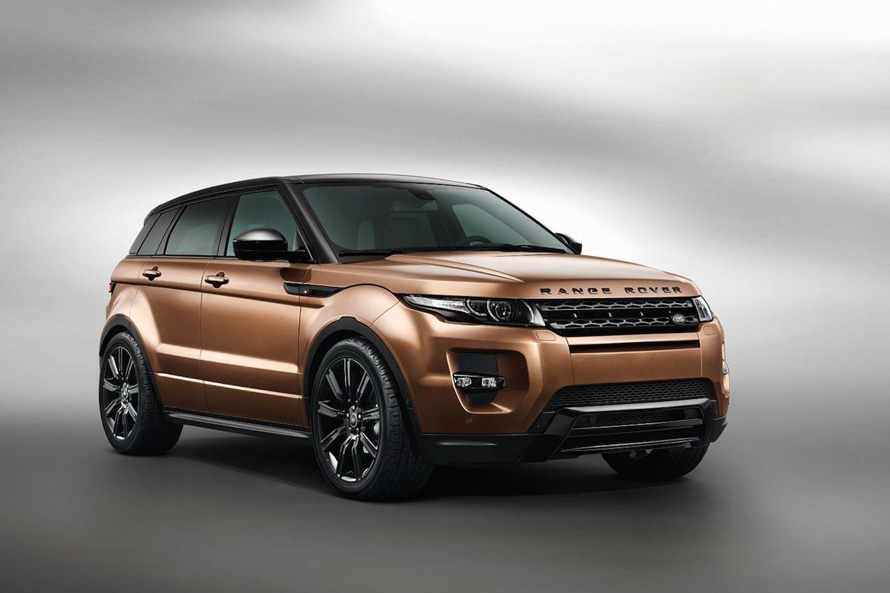 Francfort 2013 : du neuf pour le Range Rover Evoque en 2014