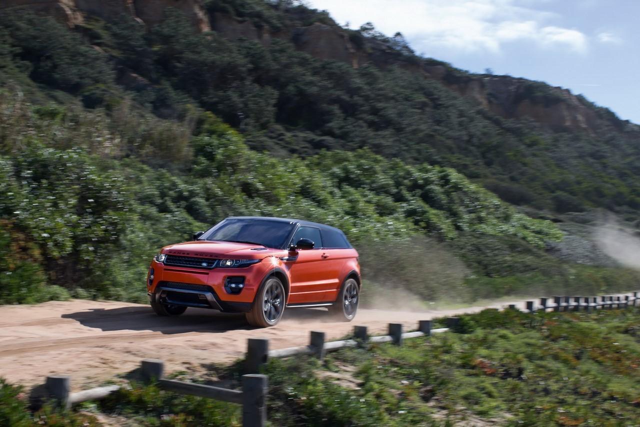 Le Range Rover Evoque plus luxueux et plus puissant en versions Autobiography et Autobiography Dynamic