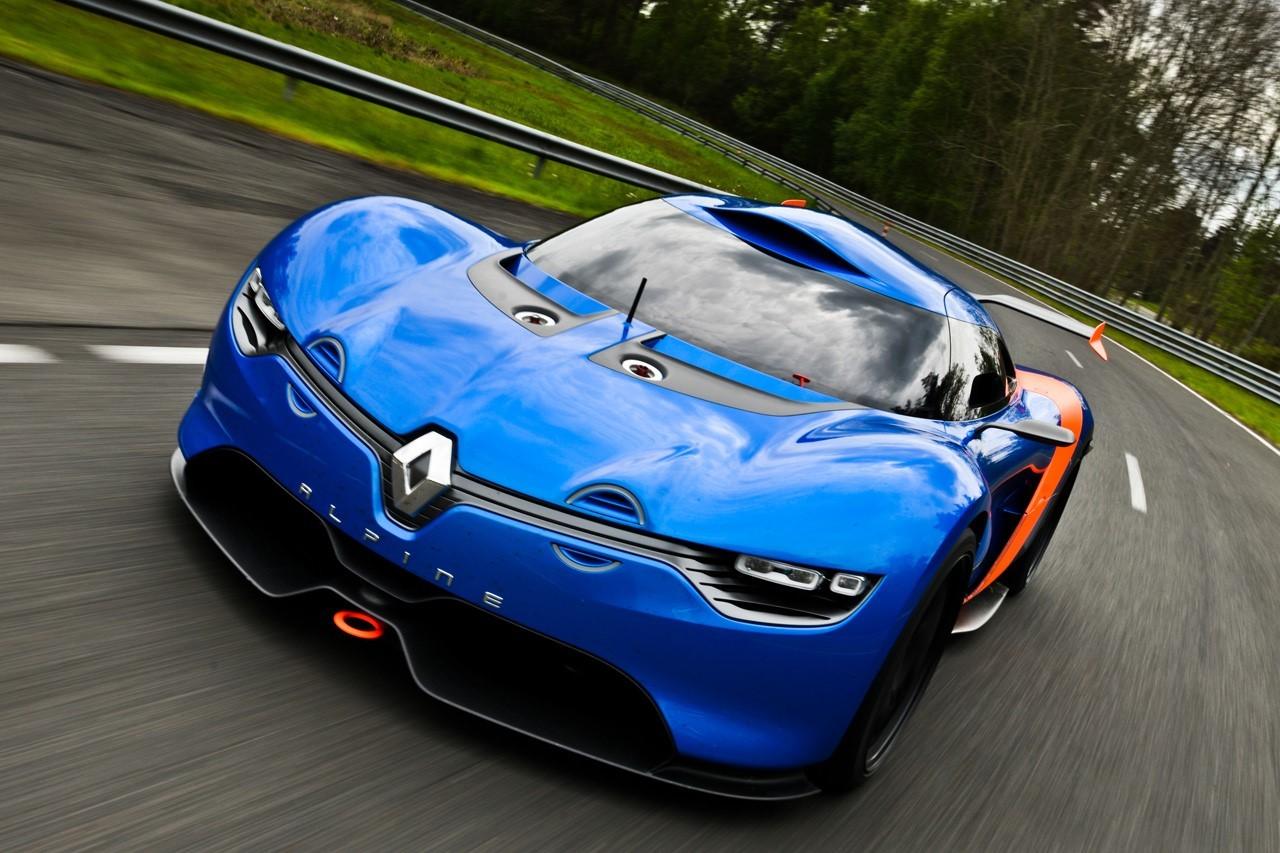 Renault développera seul sa nouvelle Alpine