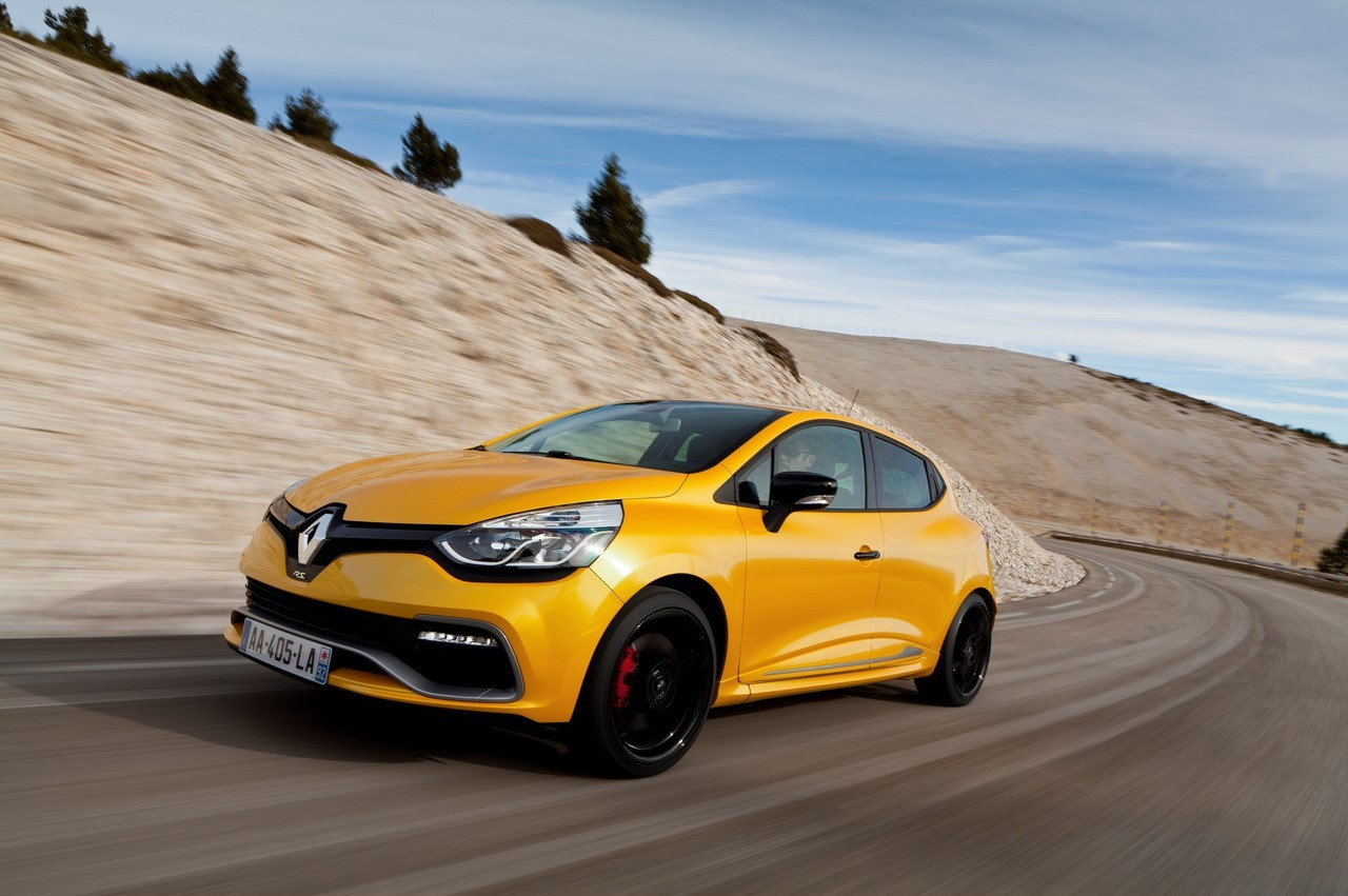 Une Renault Clio R.S. Gordini ou Monaco GP à Genève ?