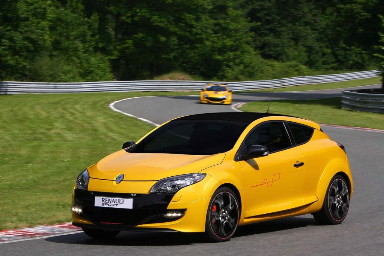Renault compte reprendre le record du Nürburgring