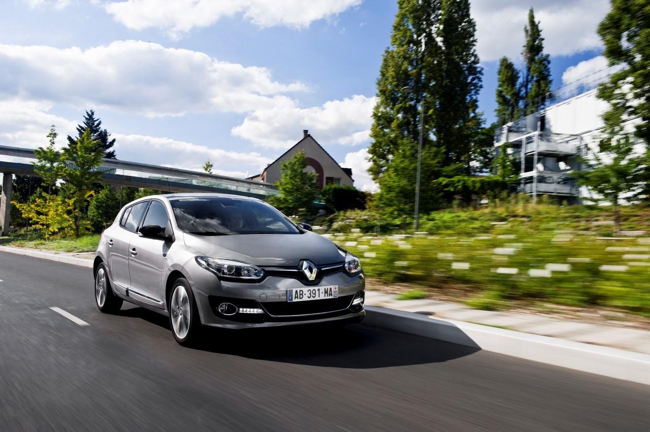 La Renault Mégane TCe 130 adopte la boite EDC