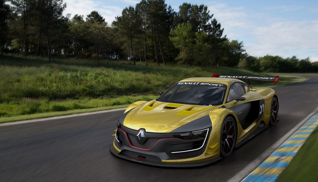 Renault R.S. 01 : place au sport !