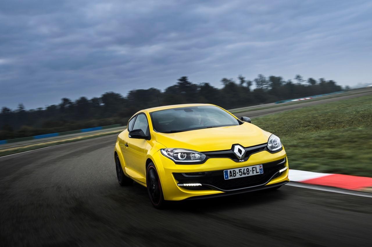La prochaine Renault Mégane R.S. devrait passer à l'EDC