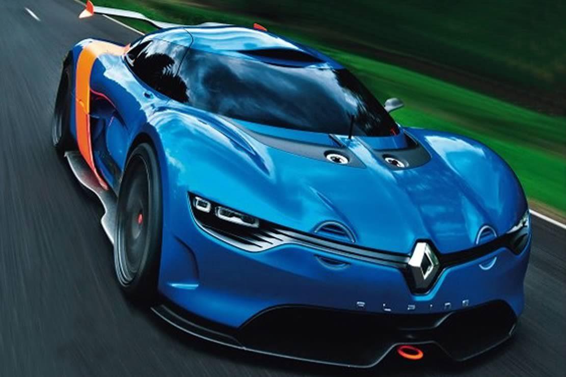 Renault Alpine confirmée..sans Catheram