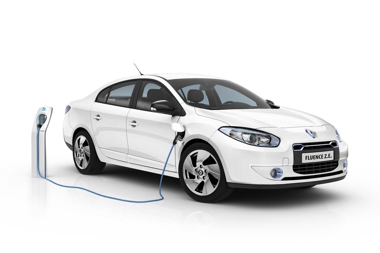Les premières Renault électriques arrivent
