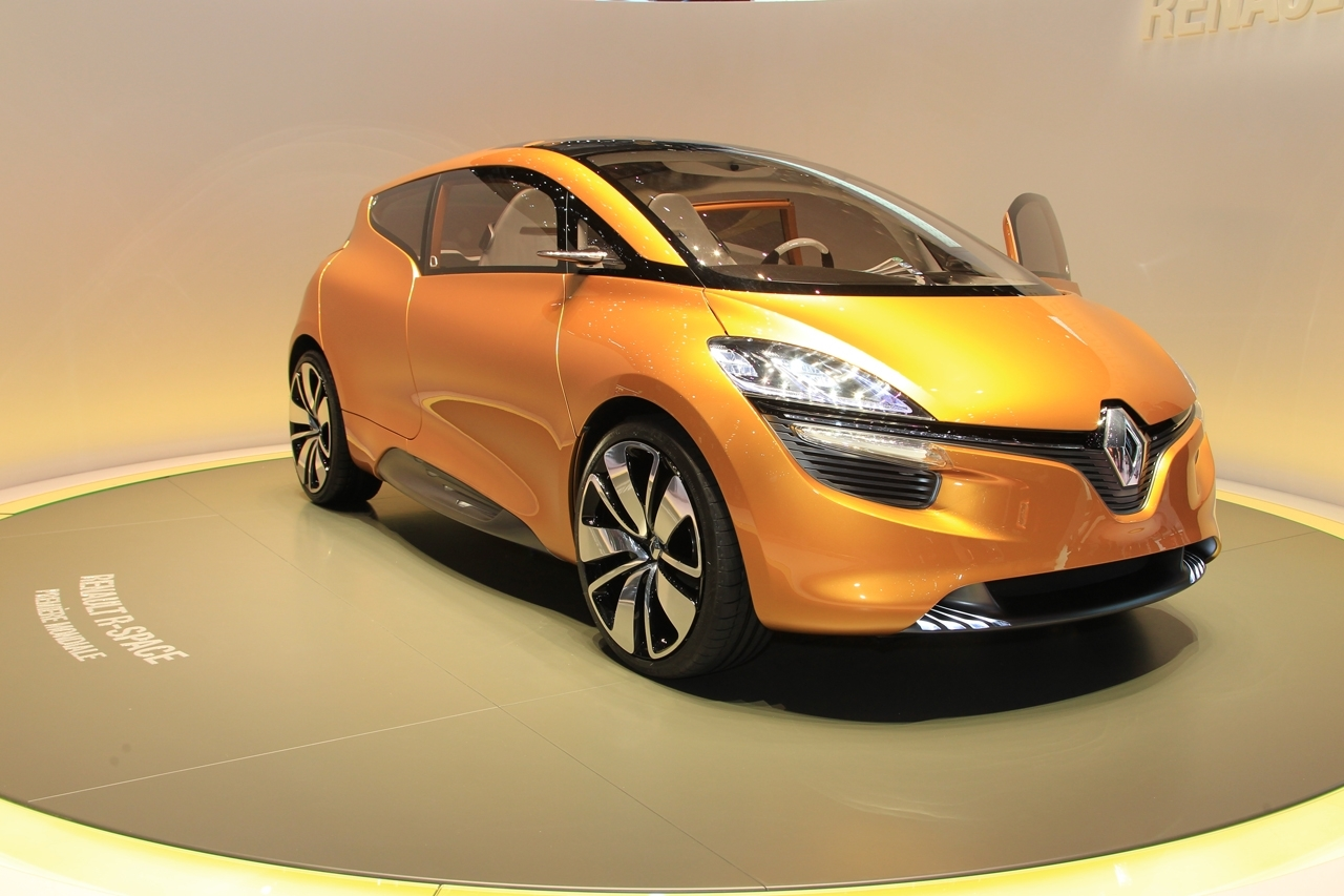 news auto renault scenic toutes les news automobiles. Black Bedroom Furniture Sets. Home Design Ideas
