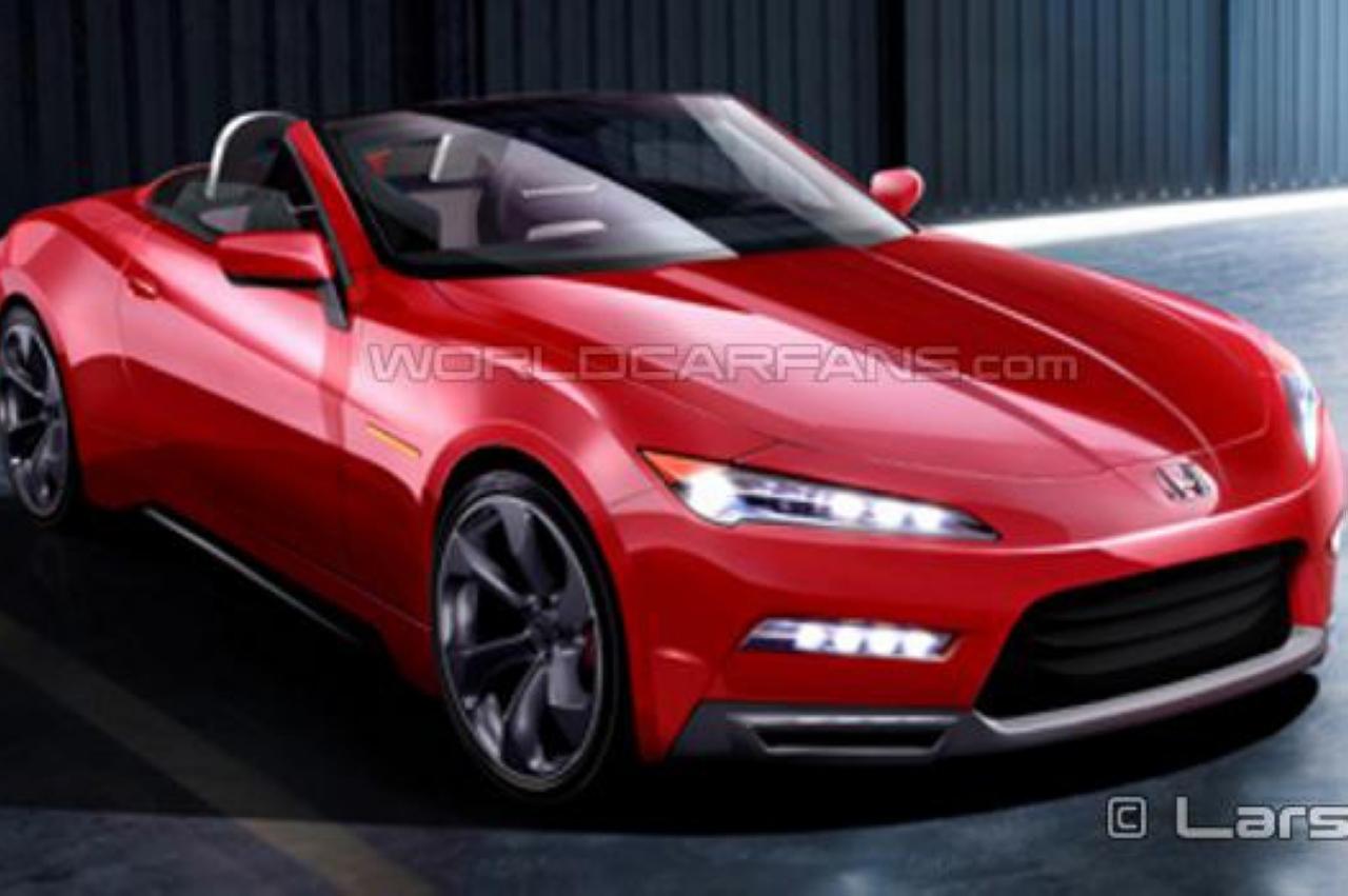 La remplaçante de la S2000 pourrait être hybride