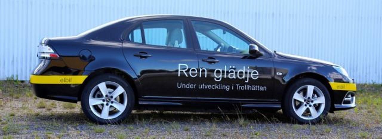 NEVS dévoile le prototype de la Saab 9-3 électrique