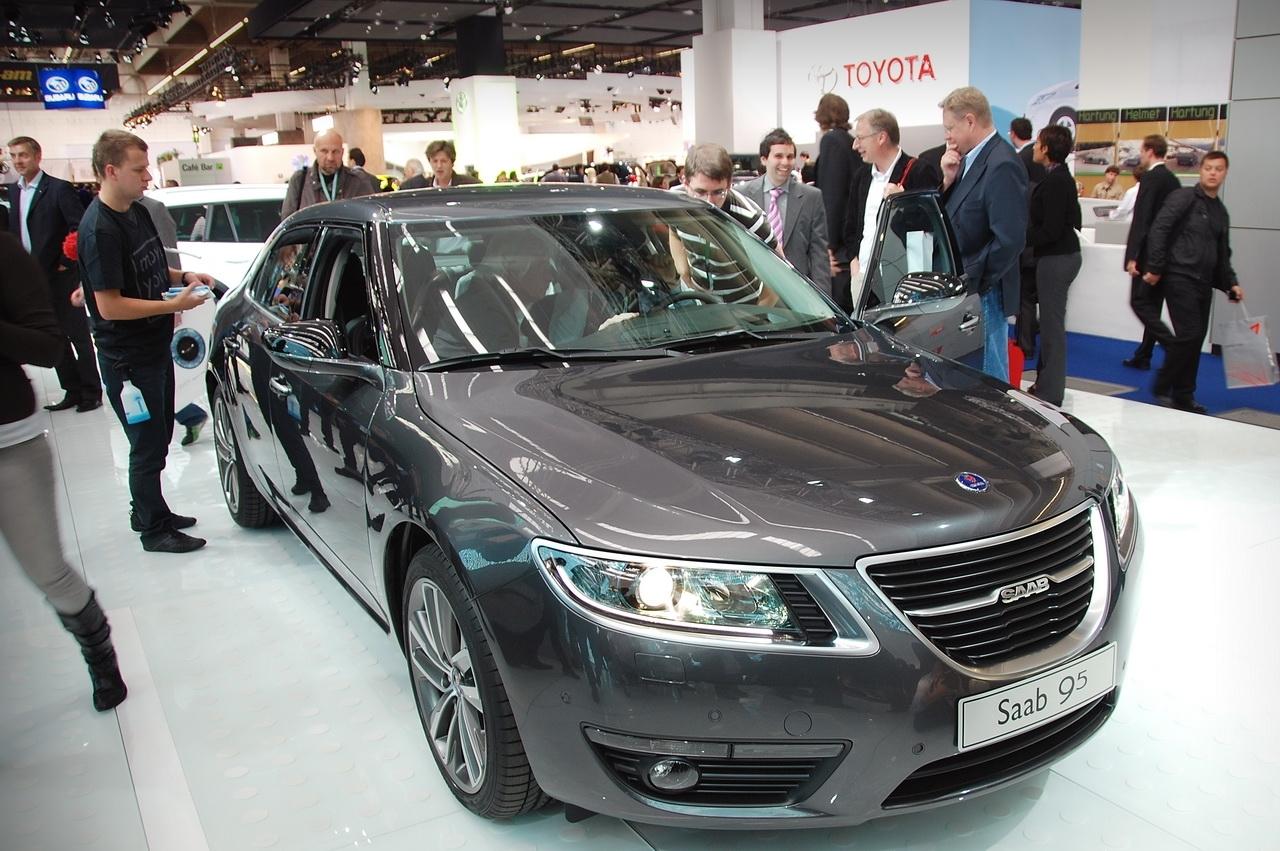 La Saab de la dernière chance ?