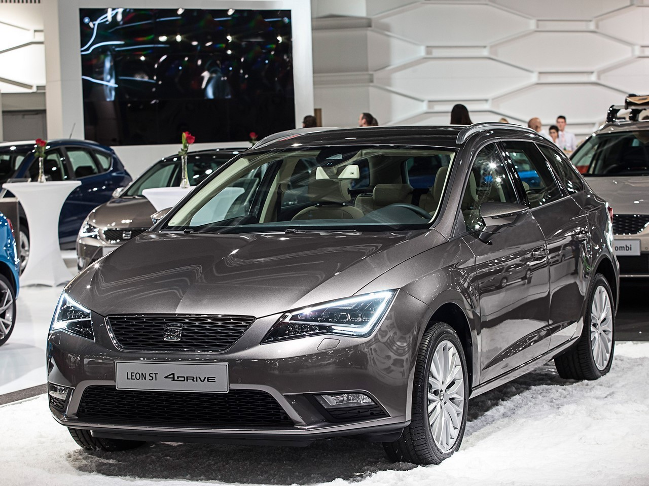 Seat Leon ST 4Drive : merci Volkswagen !