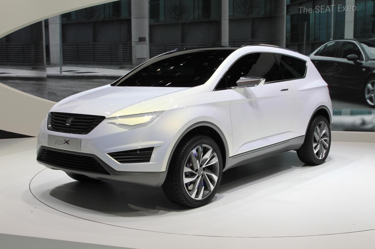 Seat commercialisera son premier SUV en 2016