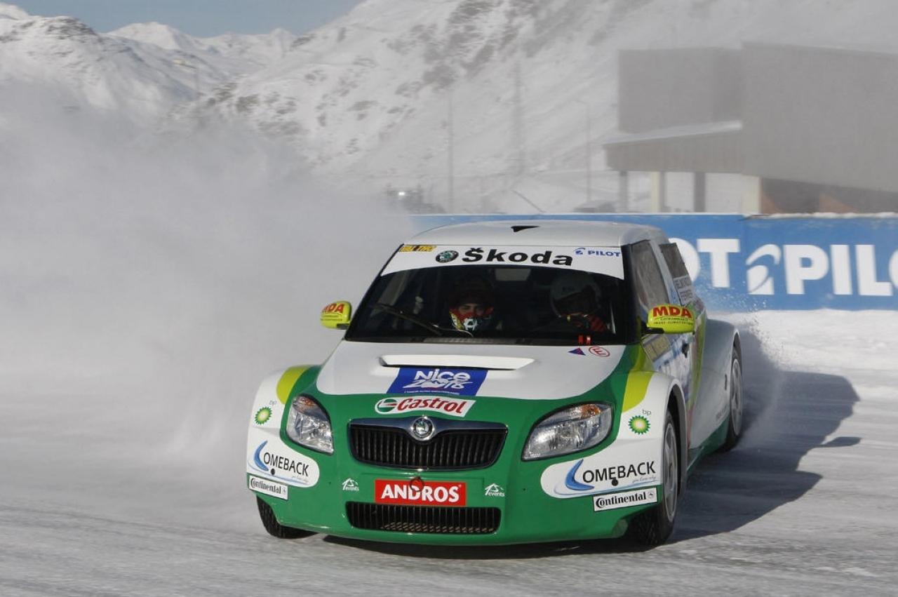 Jacques Villeneuve s'engage en Trophée Andros avec Skoda