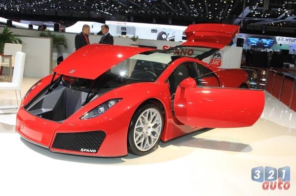 Ferrari bérique