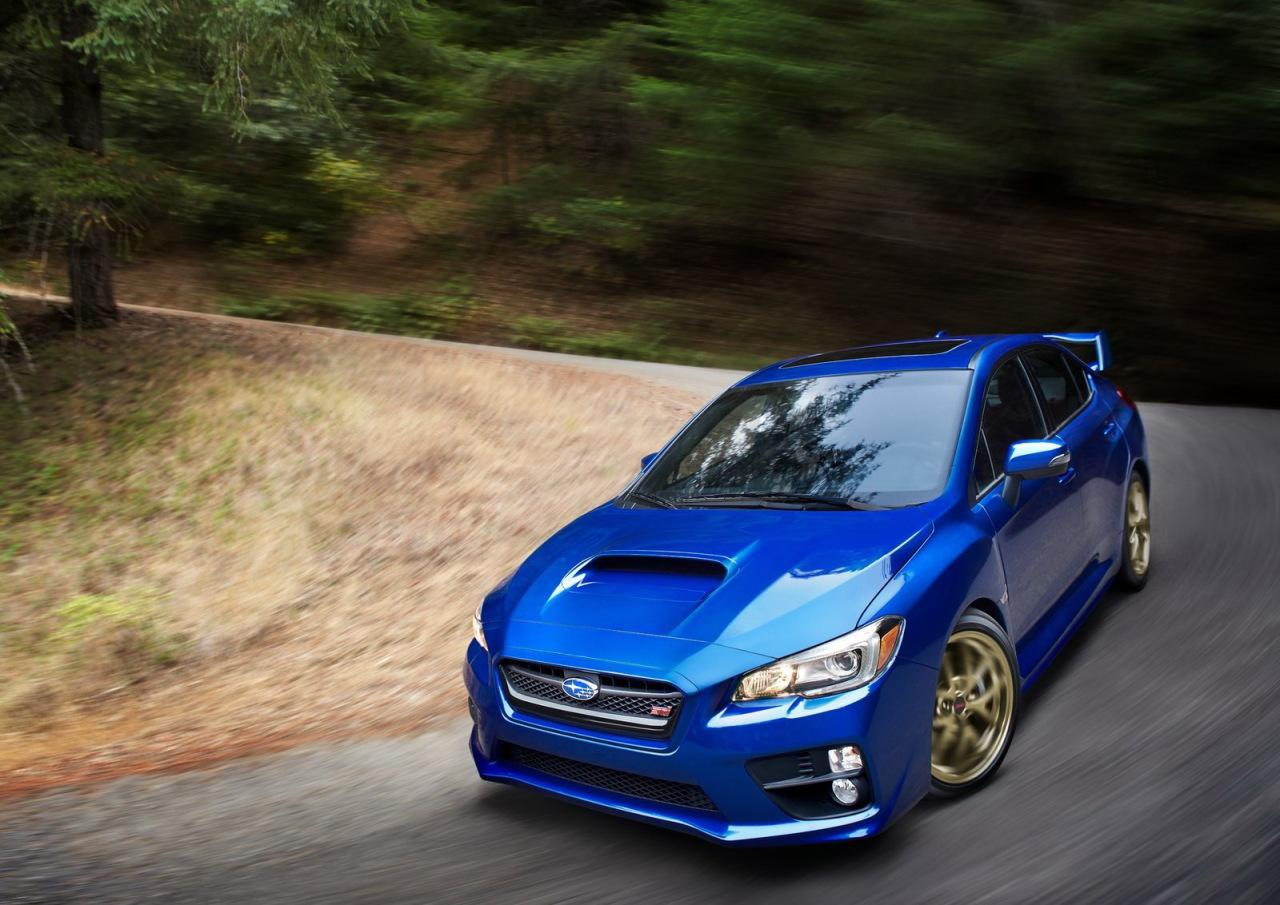 "Subaru dévoile sa ""nouvelle"" Subaru Impreza WRX STI"