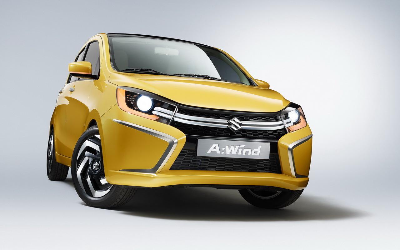 Suzuki A:Wind Concept : voici la future Suzuki Alto