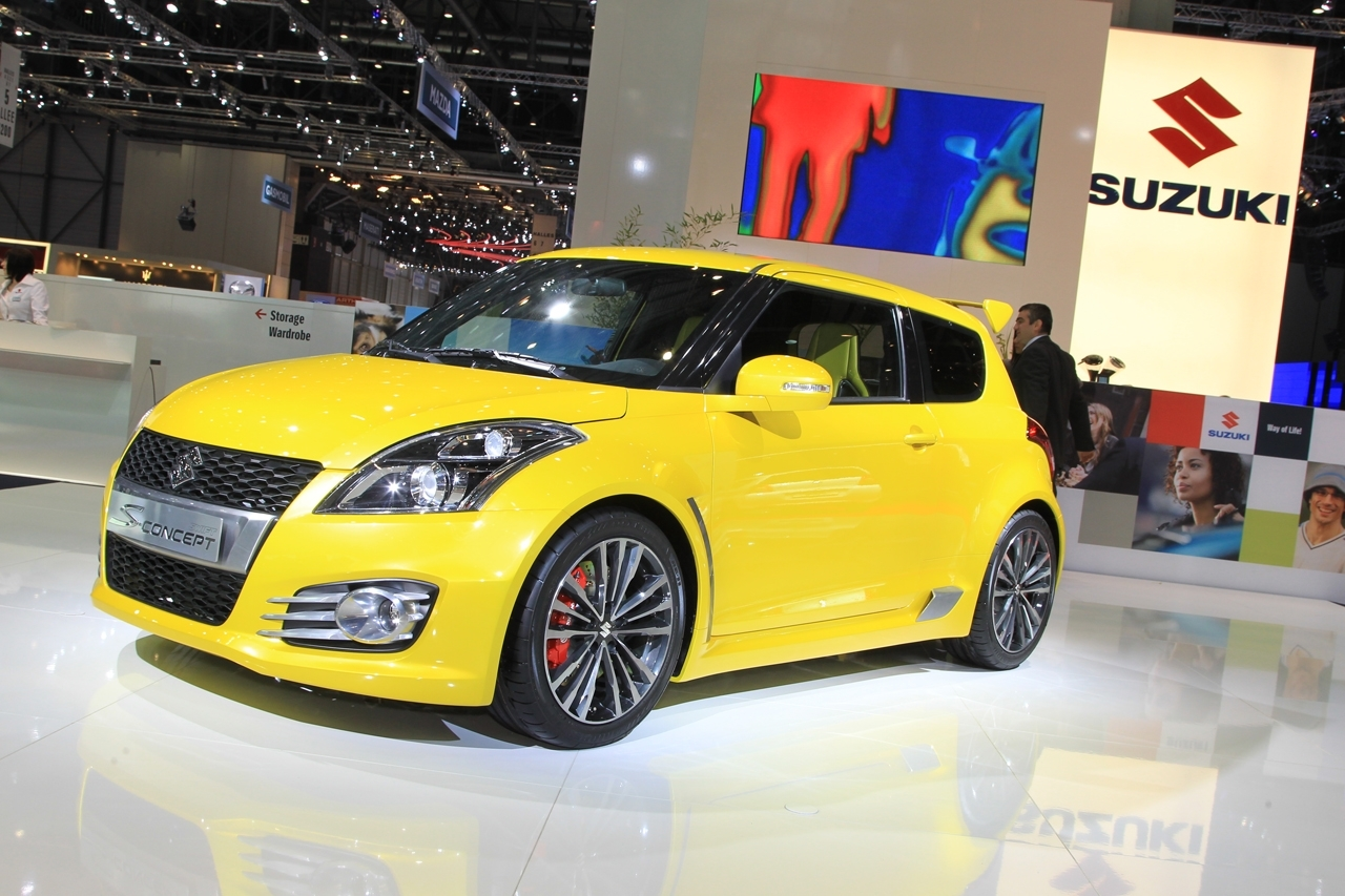 La nouvelle Swift Sport ?