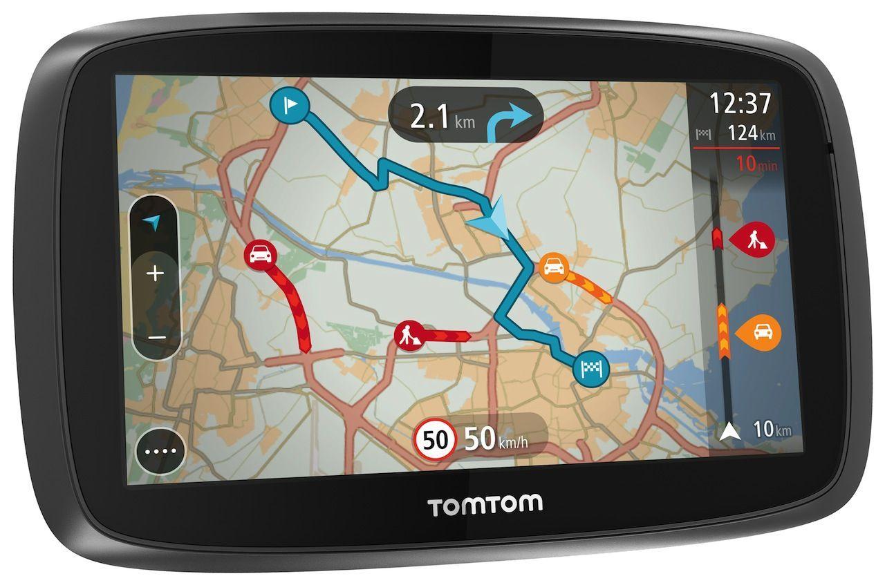 Deux nouveaux GPS connectés chez tomTom