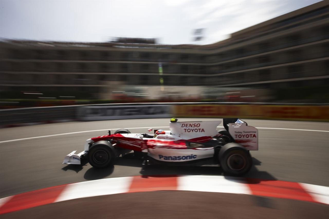 Toyota et la F1 c'est fini !