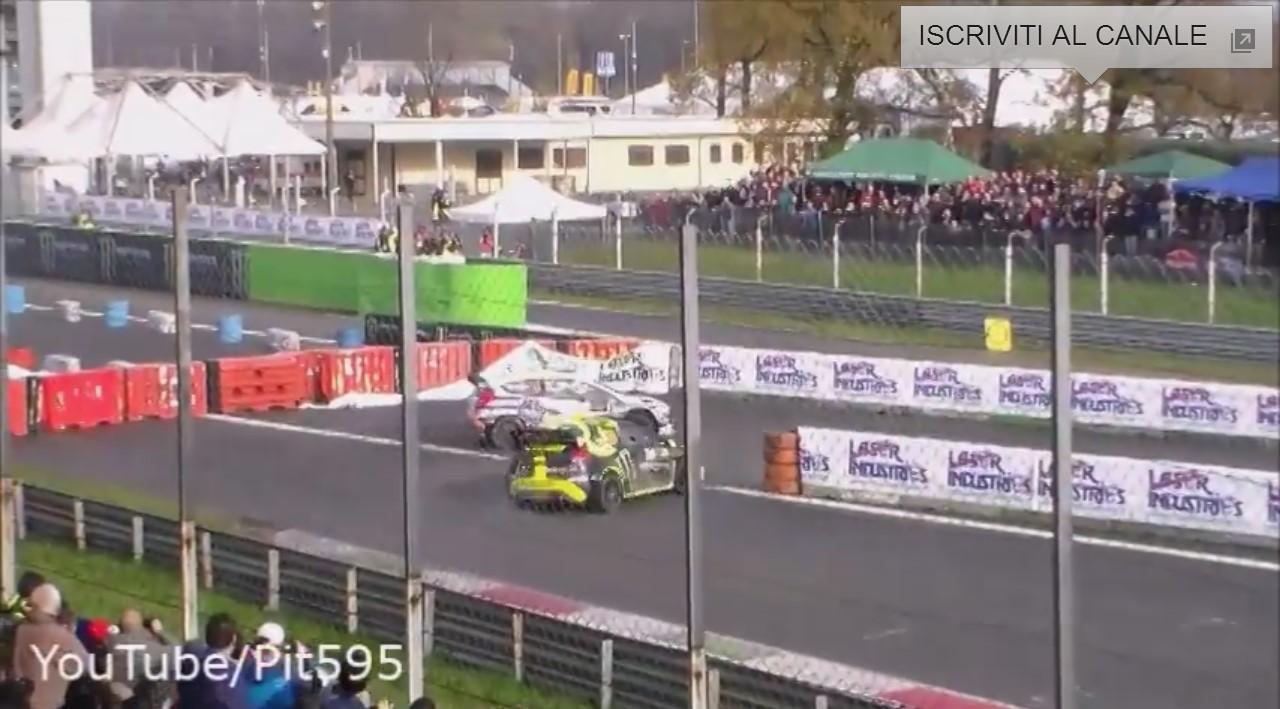 Vidéo : le dépassement spectaculaire de Valentino Rossi en rallye