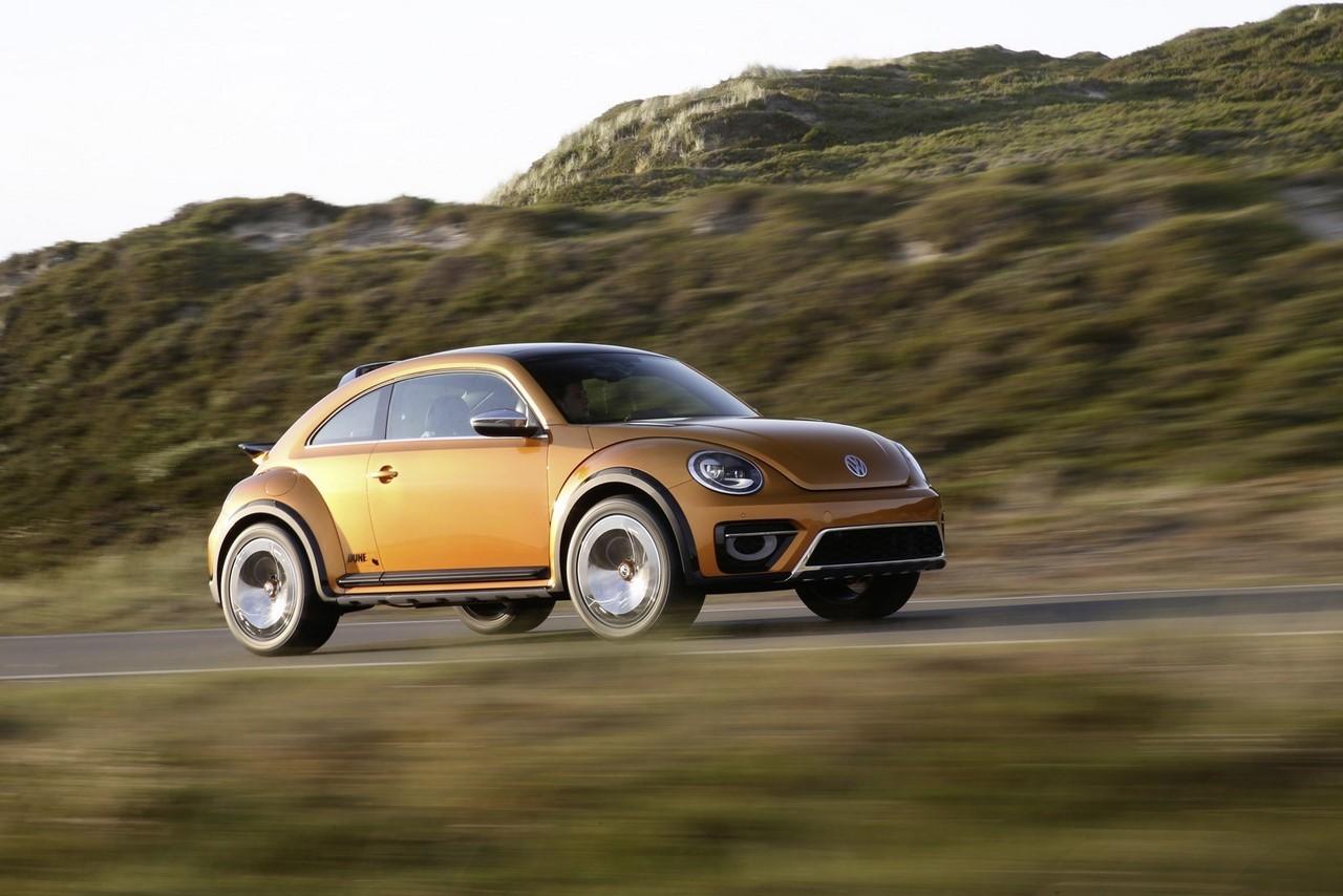Volkswagen Beetle Dune : la version de série en approche ?