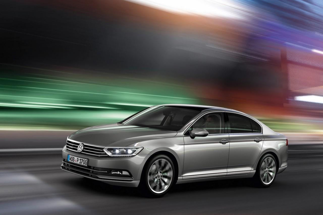 Nouvelle Volkswagen Passat : génération premium
