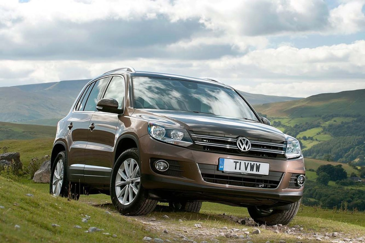 Volkswagen prépare un Tiguan sept places