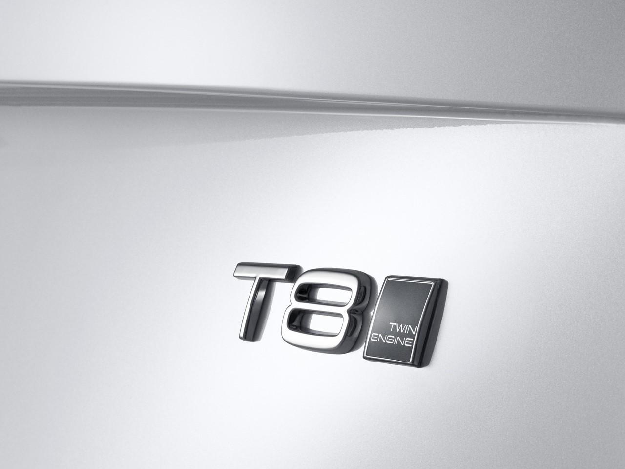 Nouveau Volvo XC90 : jusqu'à 400 chevaux en version hybride rechargeable