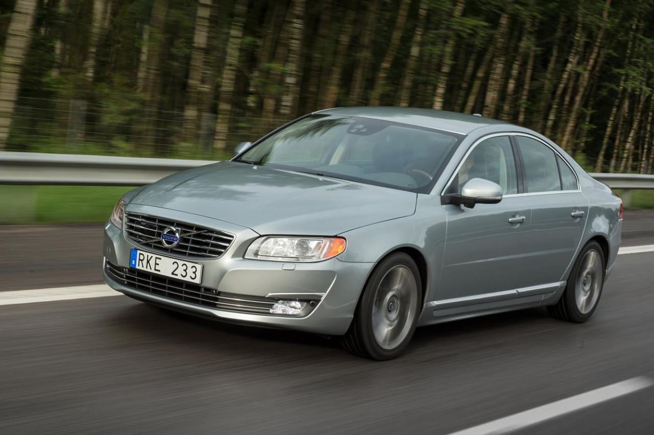 Révolution intérieure dans la prochaine Volvo S80