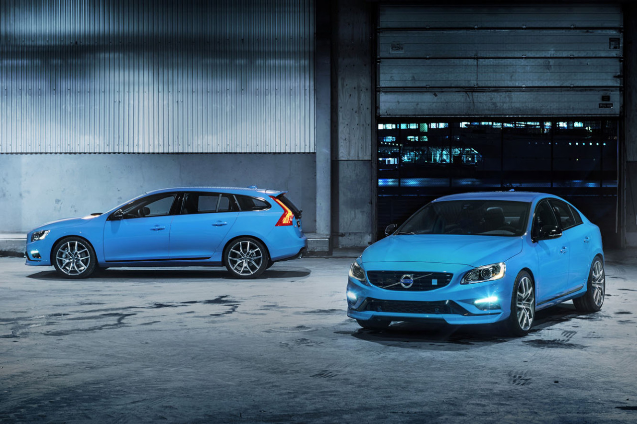 Volvo Polestar : hybride et même diesel !