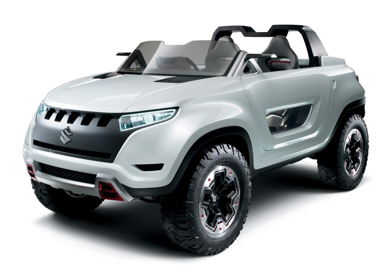 Salon Tokyo 2013 : Suzuki X-Lander Concept
