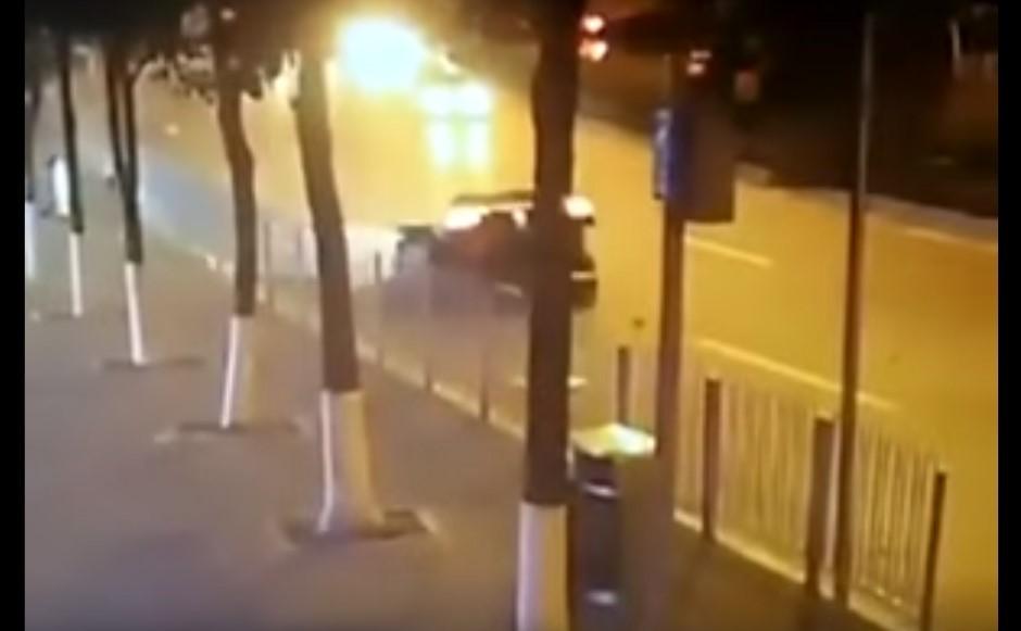 Vidéo : une Koenigsegg Agera R accidentée en Chine