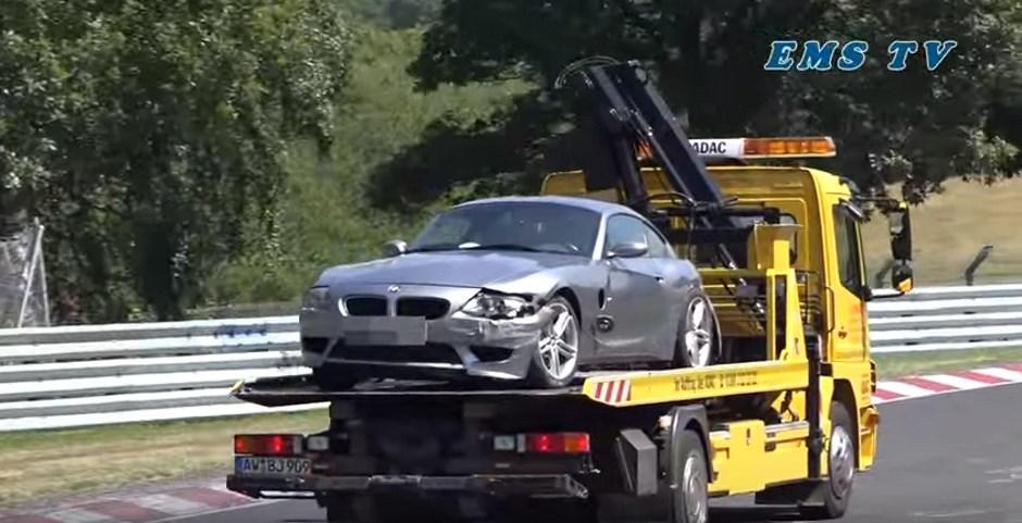Nürburgring : l'envers du décor après les crashes