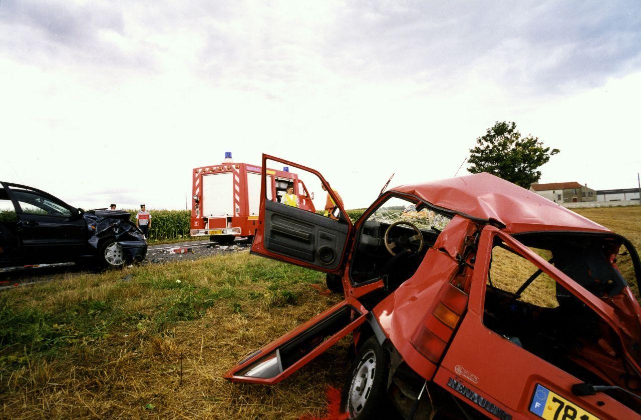 Sécurité routière : -5,7 % de tués sur les routes en juillet 2013