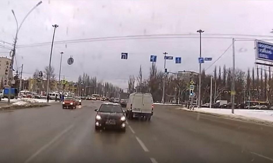 Vidéo : l'accident le plus bête du monde