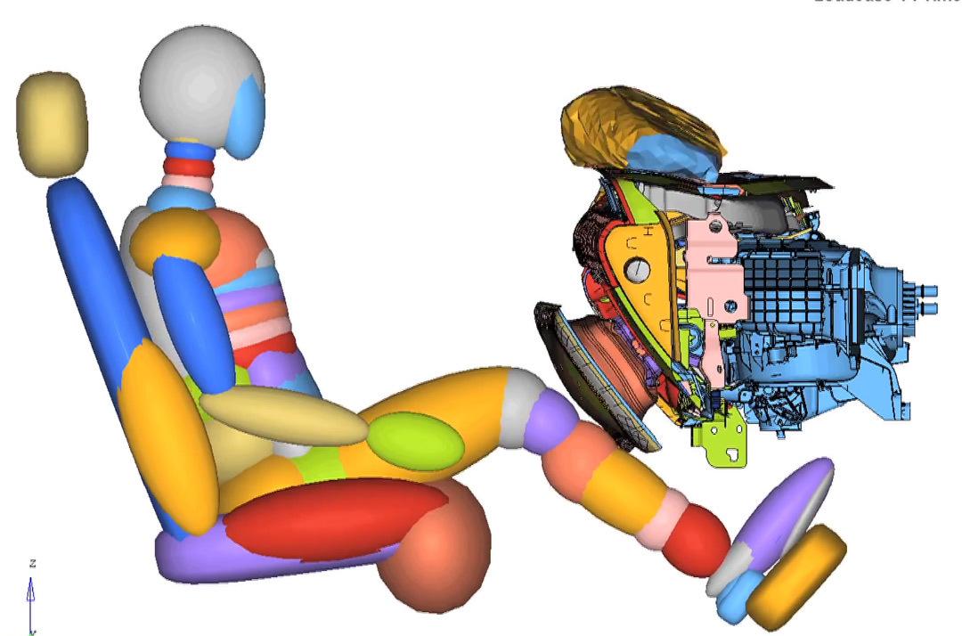 Un nouvel airbag de boite à gants