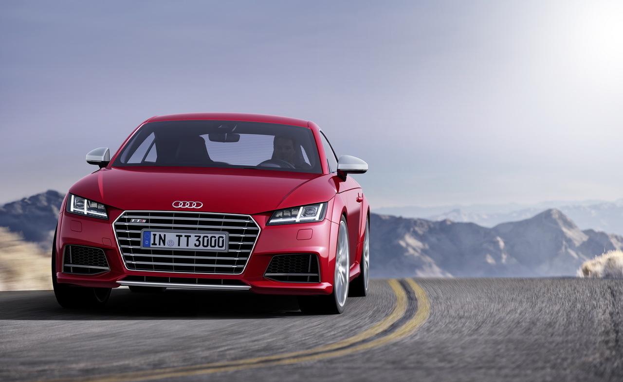 Audi songe à une TT plus familiale