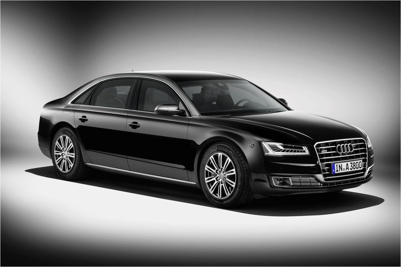 Audi A8 L Security : la limousine blindée