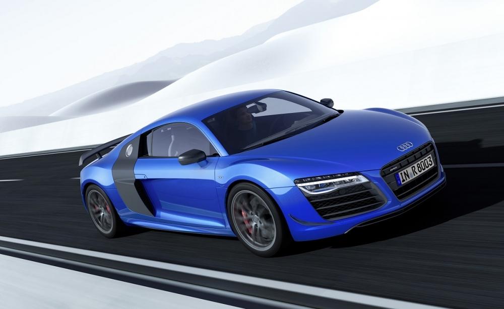 Audi R8 diesel, le projet n'est pas mort !