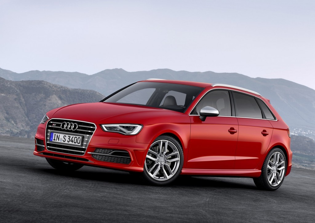 Audi S3 Plus, la riposte à la Classe A AMG