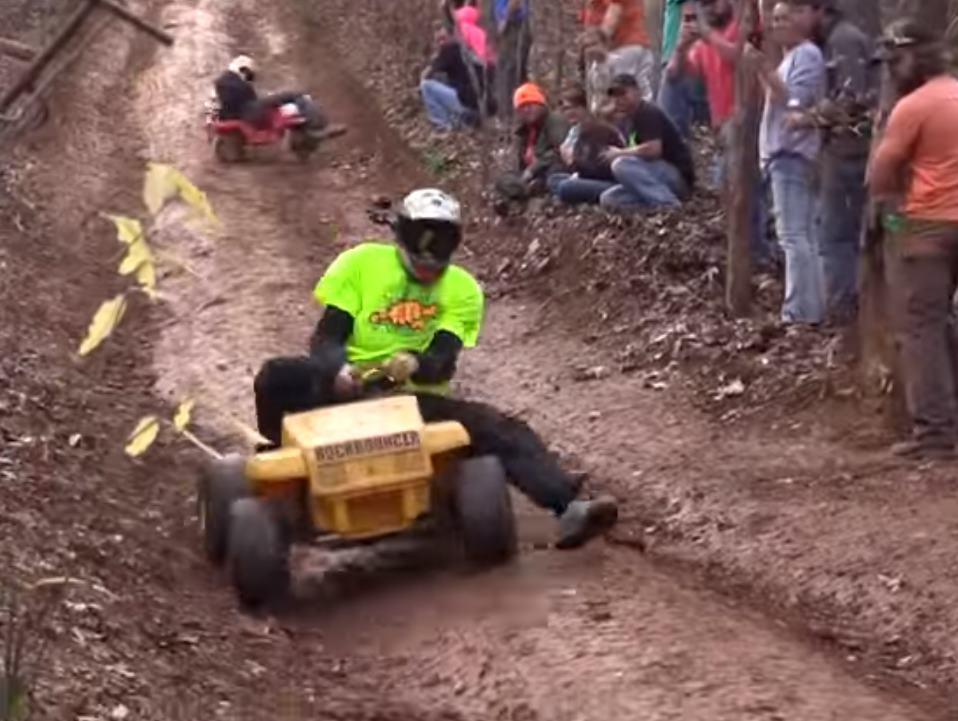 Barbie Jeep : la course la plus stupide de l'histoire