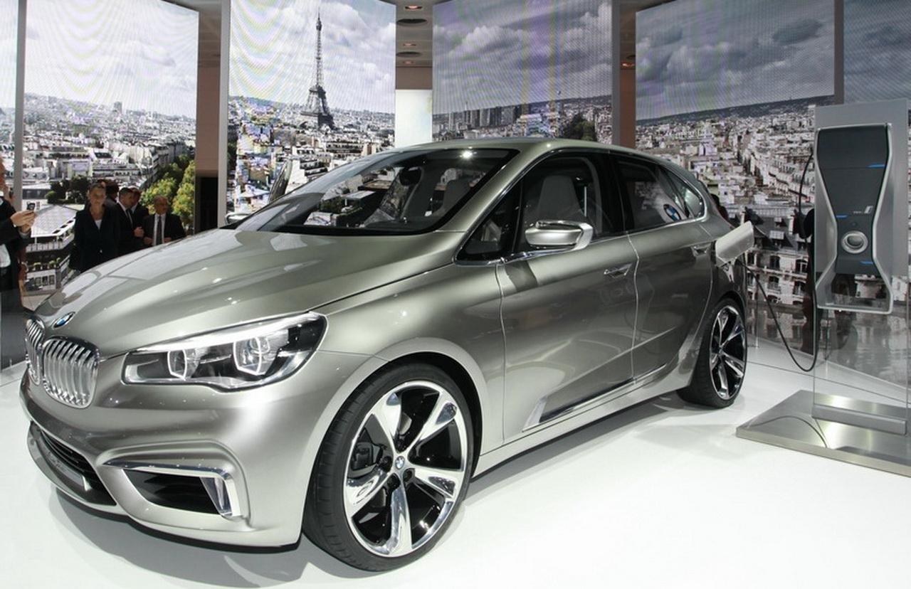 Le premier monospace de BMW